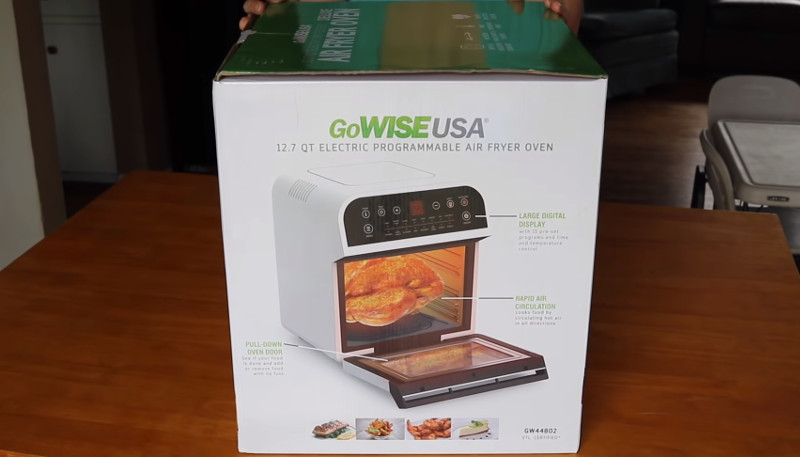 gowise air fryer oven reviews