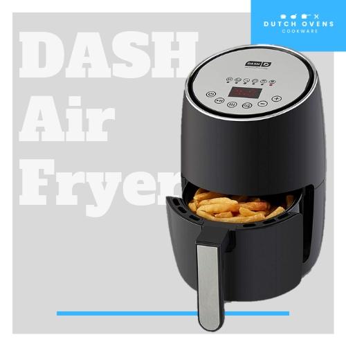 review dash air fryer