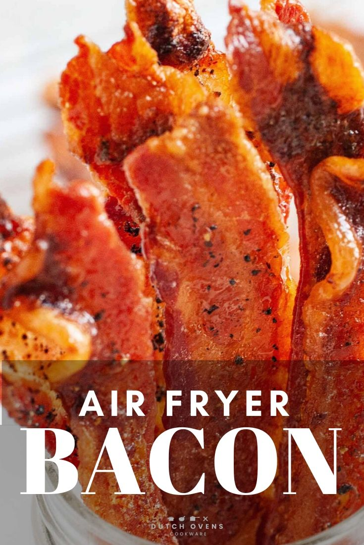 can you cook bacon in an air fryer