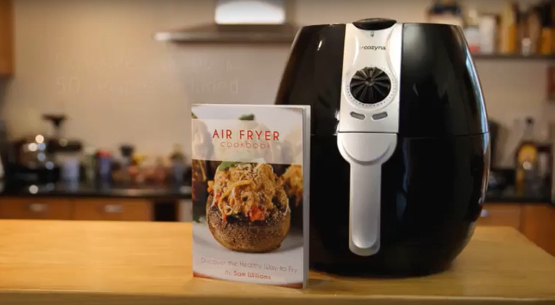 cozyna review air fryer