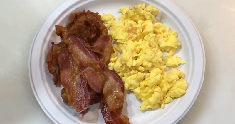 how to cook bacon in air fryer