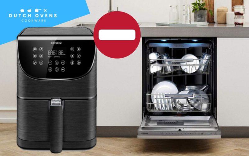 is my air fryer dishwasher safe