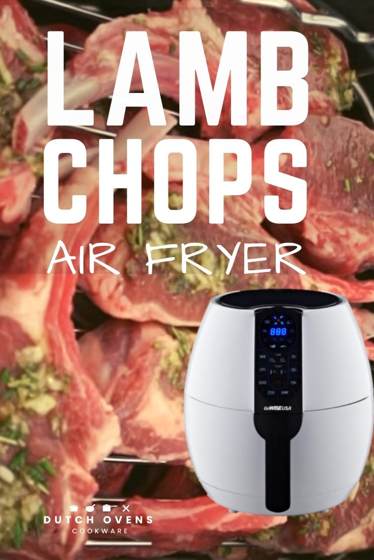 air fryer lamb chops