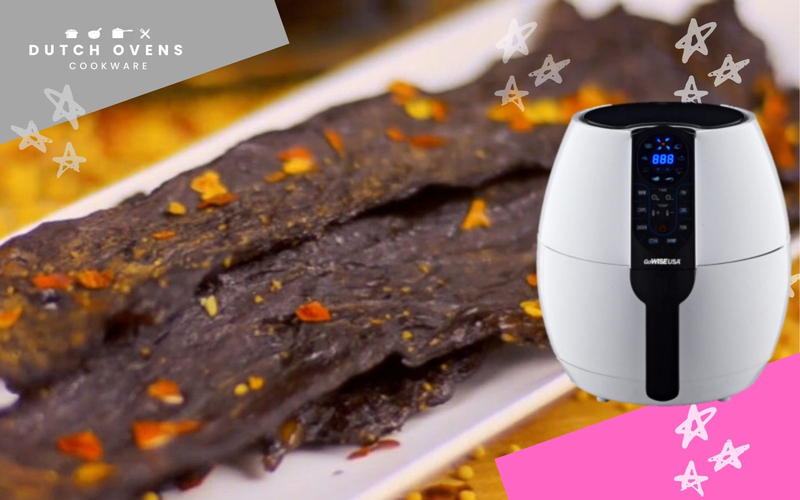 Is Air Fryer Beef Jerky A Thing It Sure Is And Here S How Beef Jerky In Air Fryer
