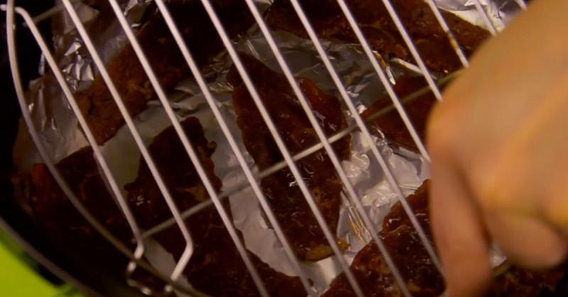 beef jerky in an air fryer